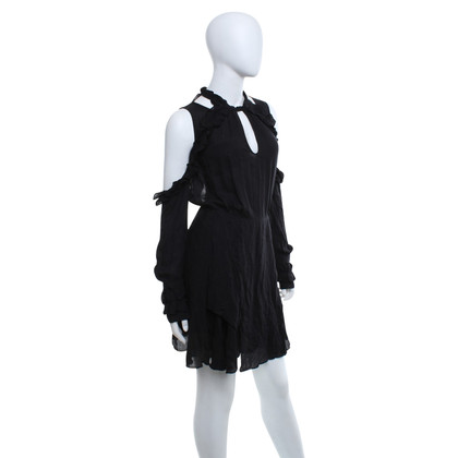 Iro Dress in black