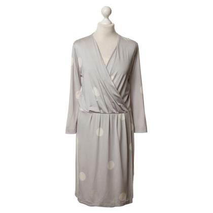 Iris von Arnim De wrap blik jurk