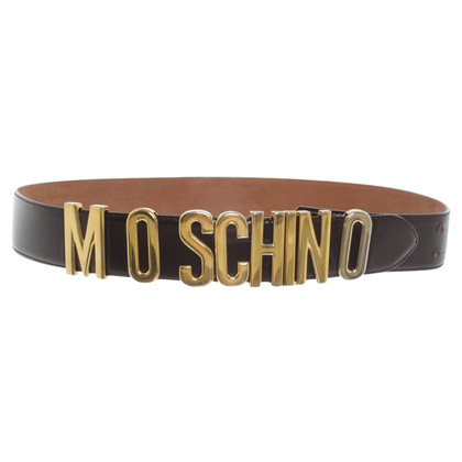 Moschino Belt in brown