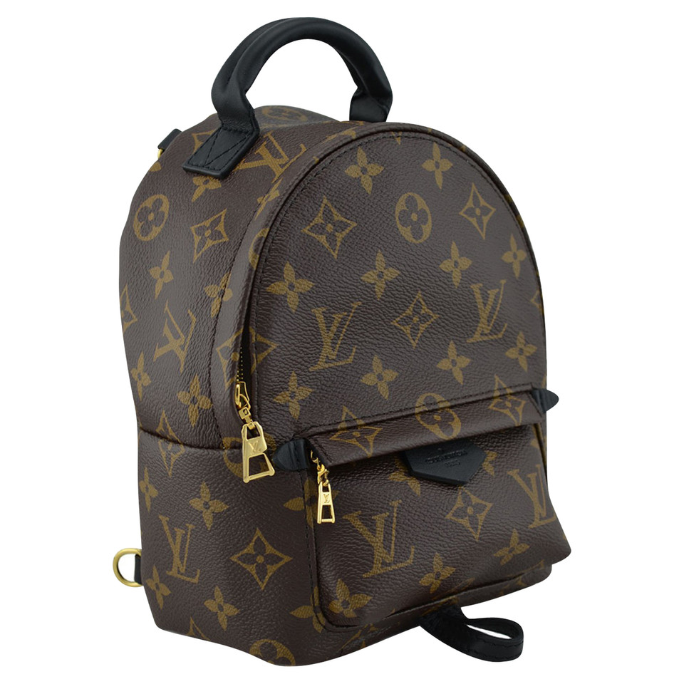 louis vuitton palm springs backpack mini buy second hand louis vuitton palm springs. Black Bedroom Furniture Sets. Home Design Ideas