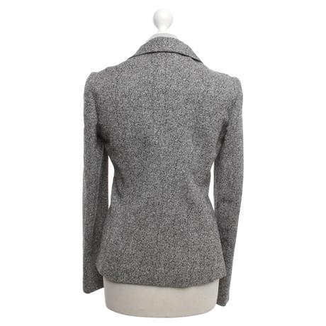 Armani Blazer in Grau Grau Günstig Kaufen Rabatt Bilder LXA2gplg