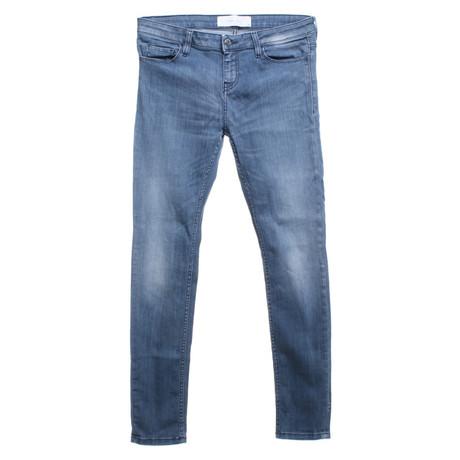 Iro Jeans im Used Look Blau