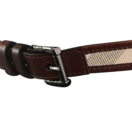 Burberry belt