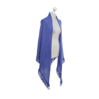 Marc Cain Poncho in purple