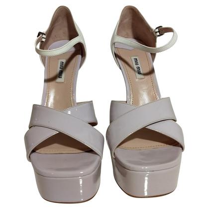 Miu Miu sandalen