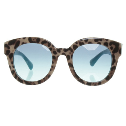 Dolce & Gabbana Animal print sunglasses