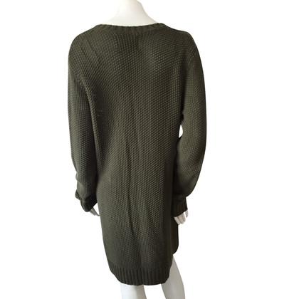 Gestuz longue robe-pull