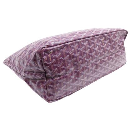 Goyard Handtasche mit Muster