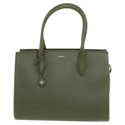 Windsor Borsetta in verde scuro