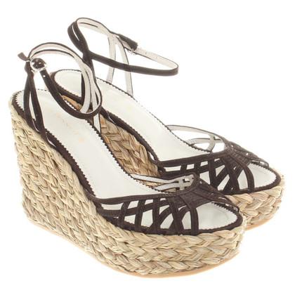 L.K. Bennett sandales en cuir