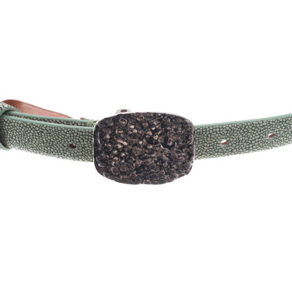 Post & Co Belt with embossing
