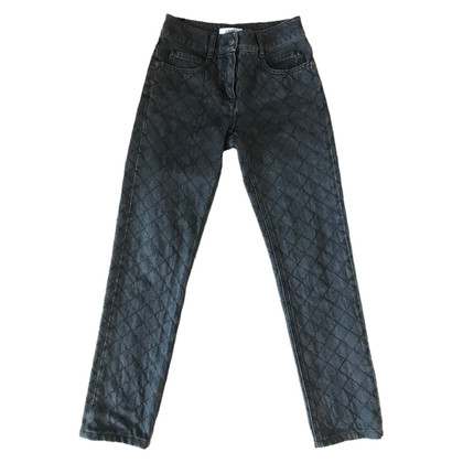 Chanel Quilted Jeans