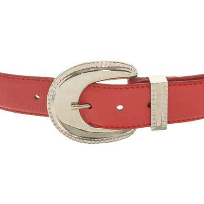 Escada Sport belt in red