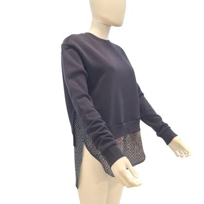 Stella McCartney Cotton / silk sweatshirt