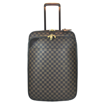 "Louis Vuitton ""Pégase Légère Damier Ebene Canvas"""