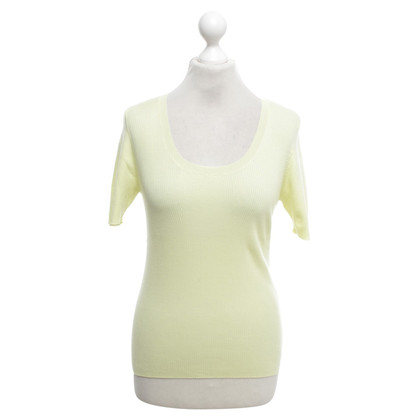 Akris Top in giallo