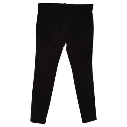 J Brand Pantaloni di velluto