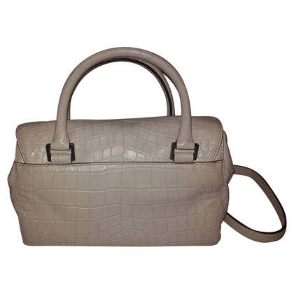 Michael Kors Leather snake print effect bag