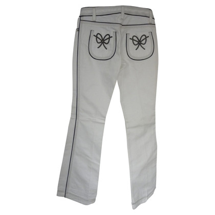 Dsquared2 Flared pants with bow