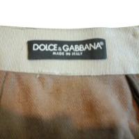 Dolce & Gabbana silk skirt
