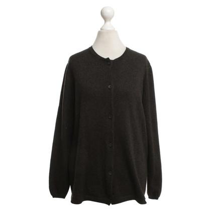 Aida Barni Cashmere jacket in dark green