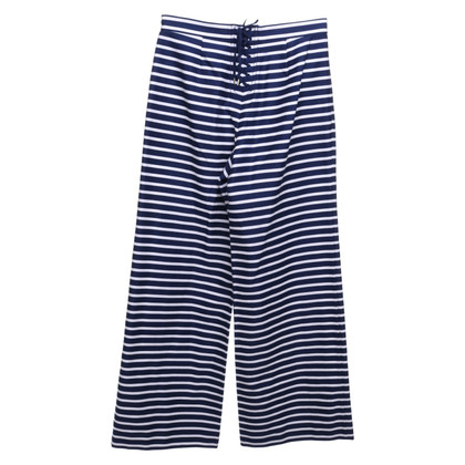 J. Crew trousers with stripe pattern