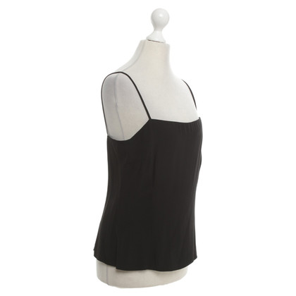 Akris top in black