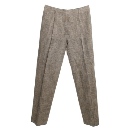 Bally Pantalon à carreaux