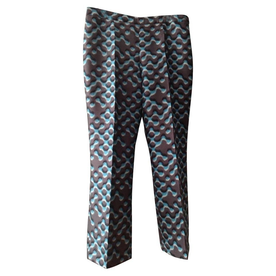 Prada Pantalon avec motif