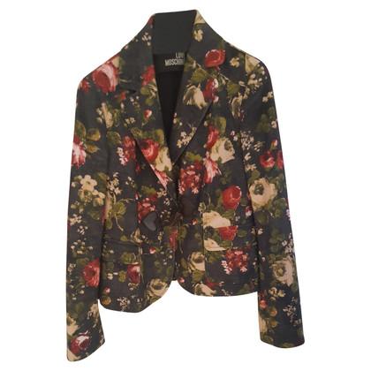 Moschino Love blazer