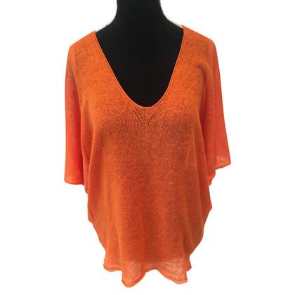 Stefanel Strickpulli in Orange