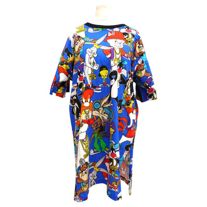 Moschino Long shirt with cartoon characters