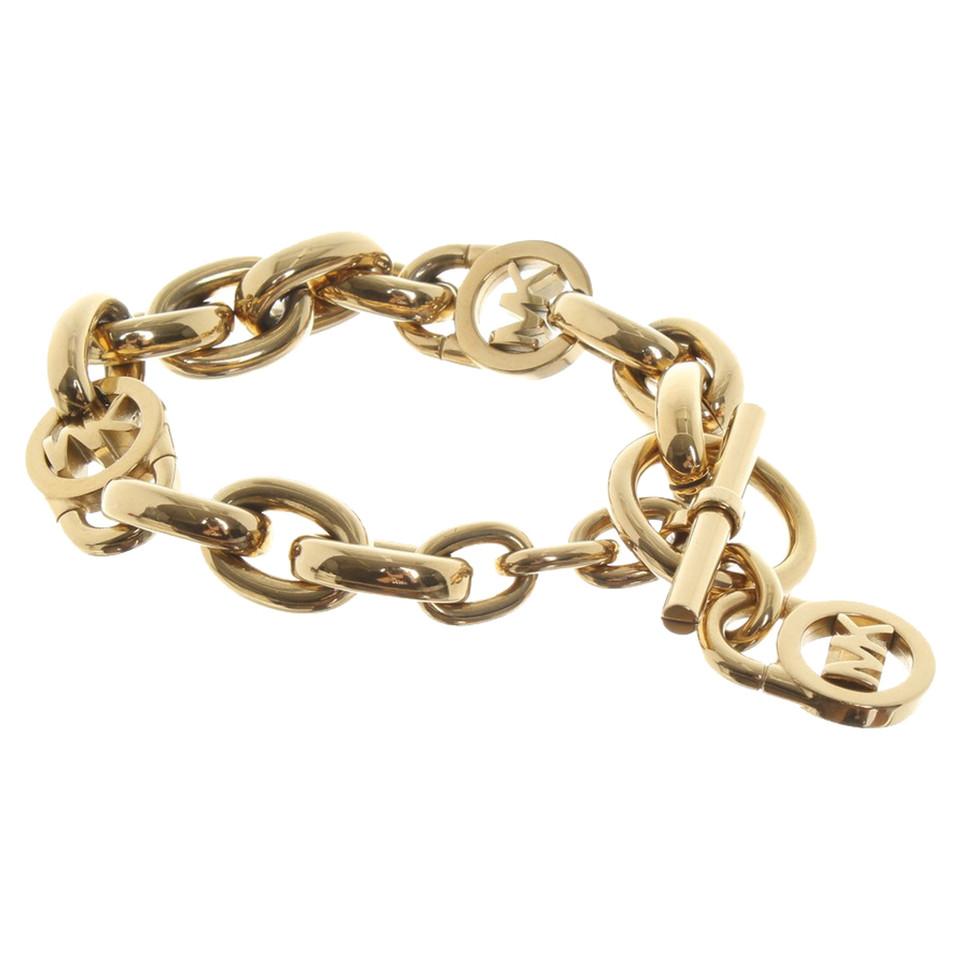 "Michael Kors Bracelet ""Chain-Link PadLock"""