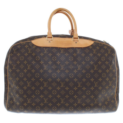 Louis Vuitton Canvas travel bag