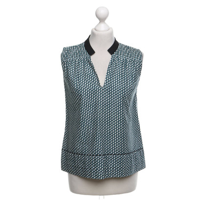 Marni top with pattern
