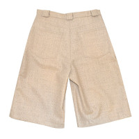 Acne Light wool shorts