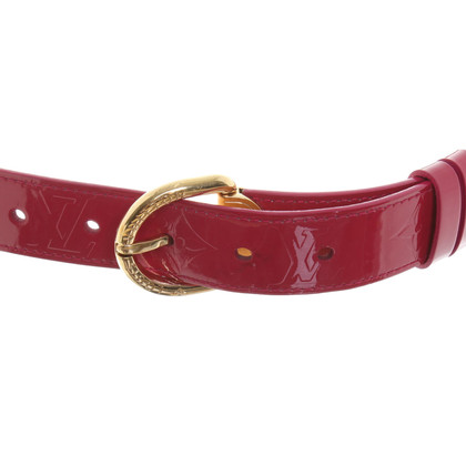 Louis Vuitton Belt Monogram Vernis