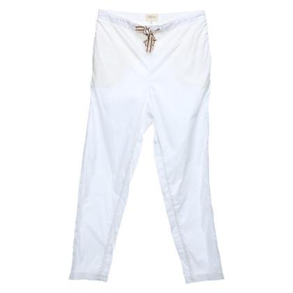 Bellerose trousers in white