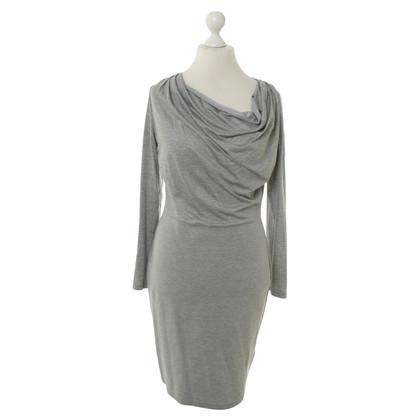 Escada Long sleeve dress in grey