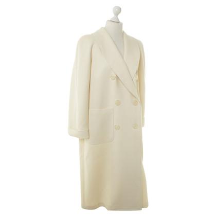 Valentino Coat in cream