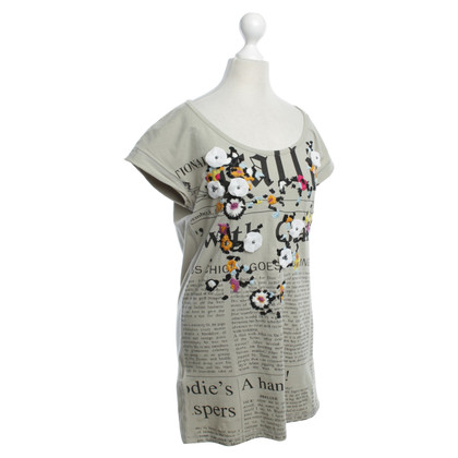 John Galliano T-shirt with print