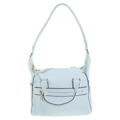 Lancel Handbag in white