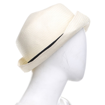Borsalino Hat in cream