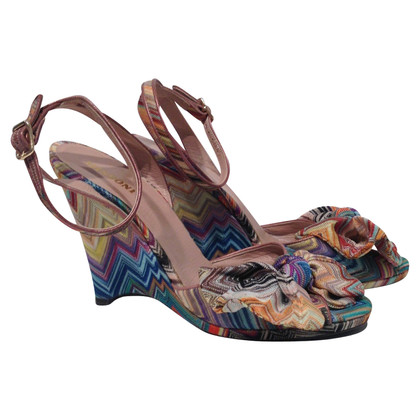 Missoni Wedges patroon