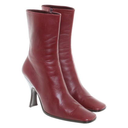 Prada Ankle boots leather