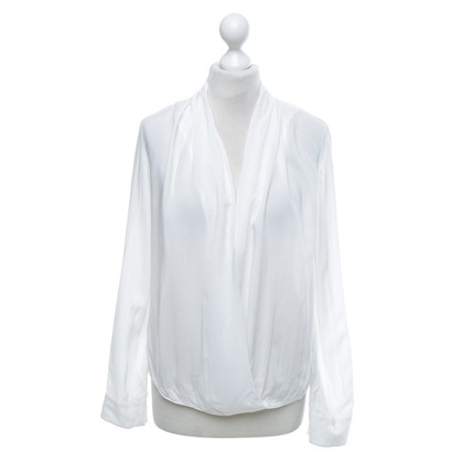 Bash Top in bianco