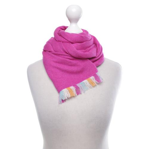 Allude Écharpe en tricot fin - Acheter Allude Écharpe en tricot fin ... 554806941d2