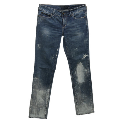 Just Cavalli Jeans in used look