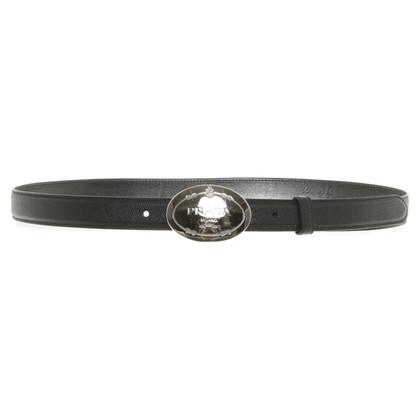 Prada Saffiano belt