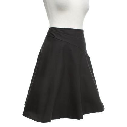 Jil Sander Issued skirt in dark gray